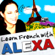 Alexa Polidoro - French for Beginners: Part 1: Lessons 1 to 13 (Unabridged)