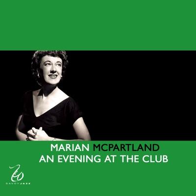 An Evening At the Club - Marian McPartland