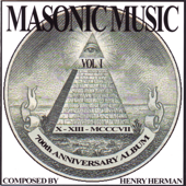 Masonic Music Vol 1