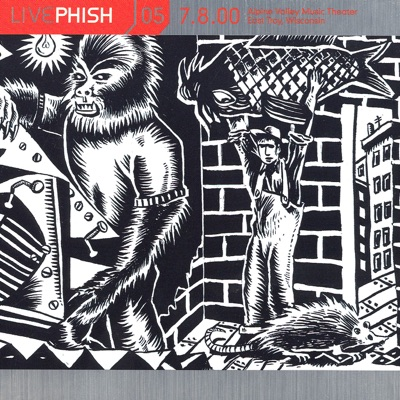 LivePhish, Vol. 5 7/8/00 (Alpine Valley Music Theater, East Troy, WI) - Phish