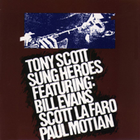 Tony Scott - Sung Heroes artwork