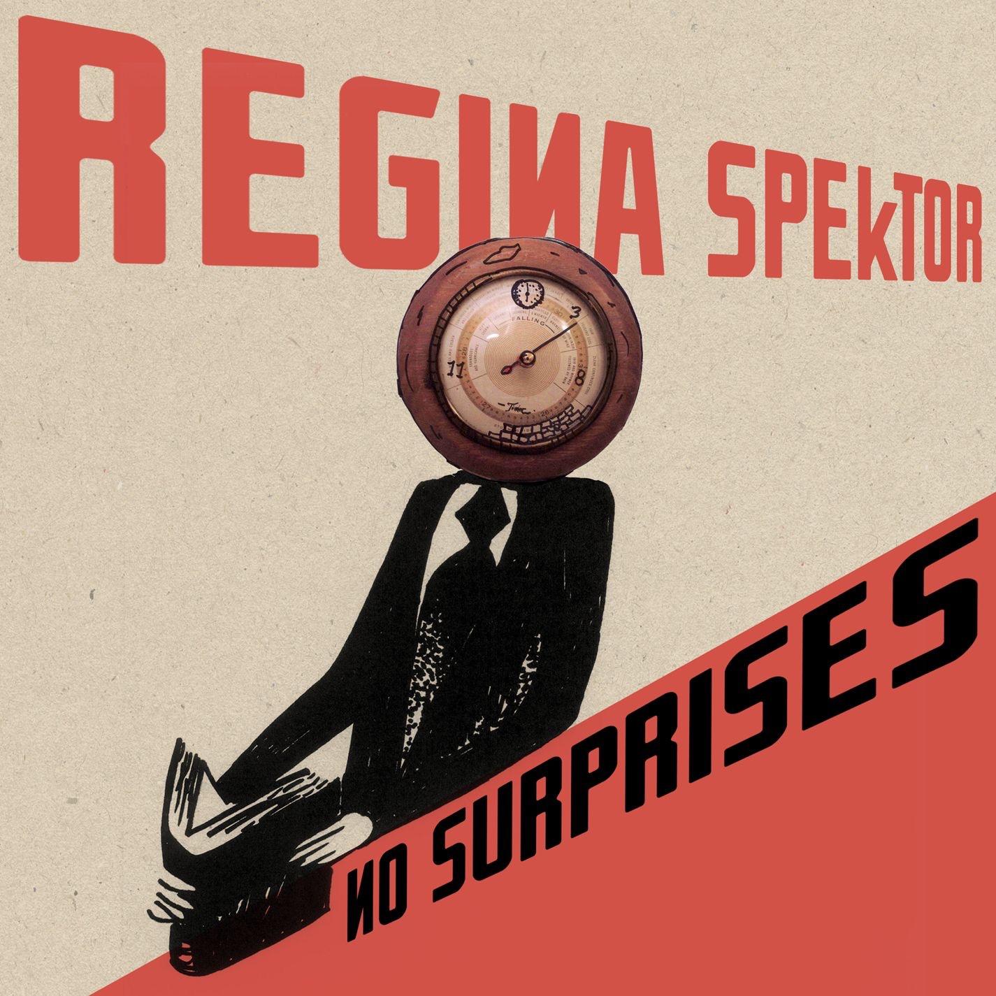 No Surprises - Single
