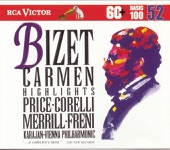 Carmen: Entr'acte artwork