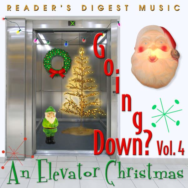 Reader S Digest Music Going Down Vol 4 An Elevator Christmas By