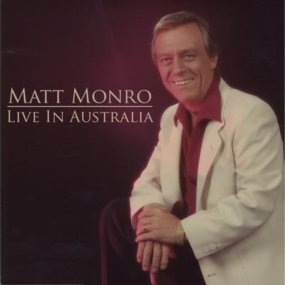 Live In Australia - Matt Monro