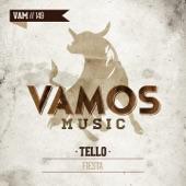 Fiesta (Aitor Galan, Victor Perez & Vicente Ferrer Remix) artwork