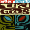 Elliot Easton's Tiki Gods - Easton Island  artwork