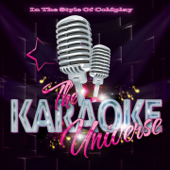 Karaoke (In the Style of Coldplay)