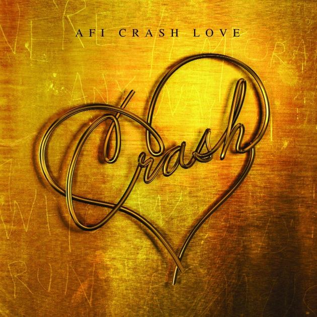AFI - Crash Love (Japan Edition + Deluxe Edition Bonus Disc + iTunes Bonus Tracks)
