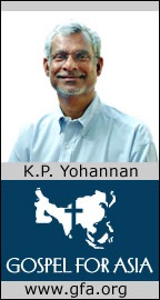 Road To Reality - Gospel For Asia - with K.P. Yohannan