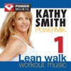 Kathy Smith PowerMix Walking: 30 Min Non-Stop Workout - 128-133bpm for Walking, Cardio & General Fitness, Power Music Workout
