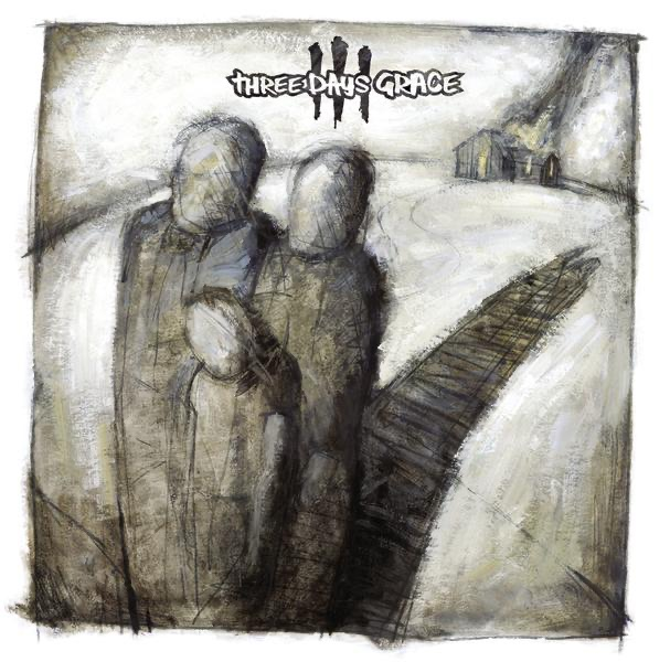 Three Days Grace Deluxe Version Three Days Grace CD cover