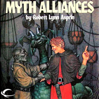 Myth Alliances: Myth Adventures, Book 13 (Unabridged)