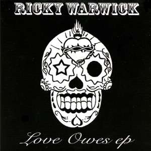 Ricky Warwick - I Can See My Life (From Here)