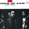 Days of ARB Vol. 1 (1978-1983) ジャケット写真
