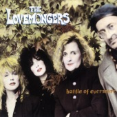 The Lovemongers - Battle of Evermore (Live)