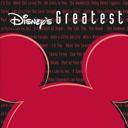 Disney's Greatest, Vol. 3 - Various Artists Album Cover