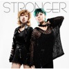 STRONGER feat. 加藤ミリヤ - EP ジャケット写真