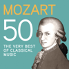 Various Artists - Mozart 50, The Very Best of Classical Music artwork