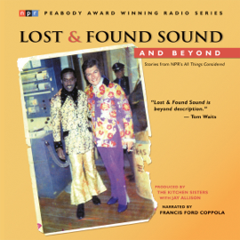 Lost and Found Sound and Beyond: Stories from NPR's All Things Considered (Unabridged) audiobook