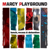 Marcy Playground - Comin' Up from Behind artwork