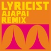 Lyricist (ajapai Remix) - Single ジャケット写真