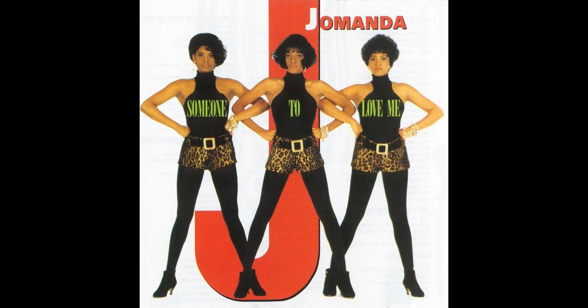 Jomanda - Don't You Want My Love?