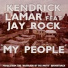 My People feat Jay Rock Single