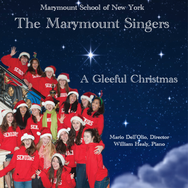 a gleeful christmas by marymount singers of new york on apple music