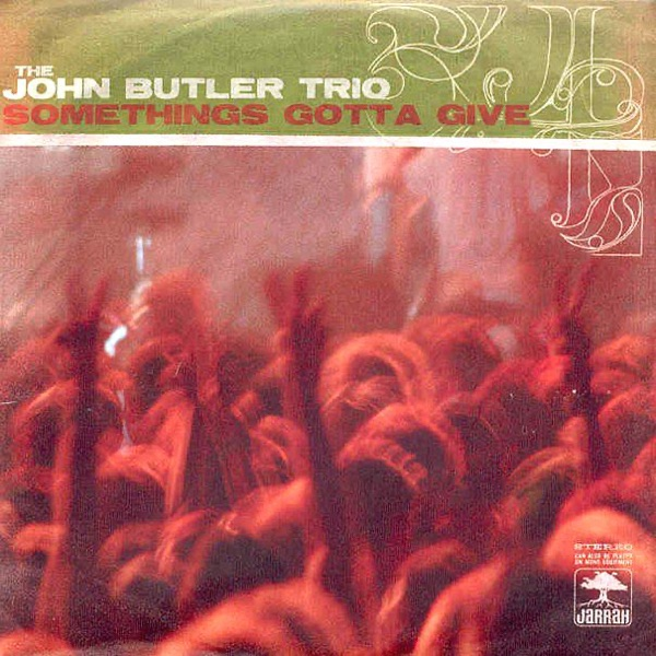 John Butler Trio - Something's Gotta Give