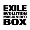 EXILE EVOLUTION MUSIC VIDEO BOX ジャケット写真