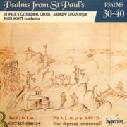 Psalms from St Paul's, Vol. 3 - John Scott, St. Paul's Cathedral Choir & Andrew Lucas