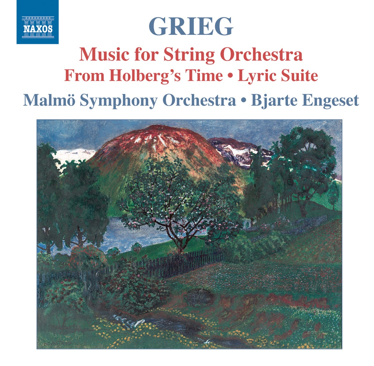 Greig: Peer Gynt Suites, Six Orchestrated Songs