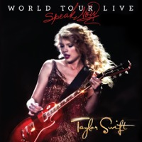 Speak Now - World Tour Live (iTunes)