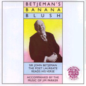 Sir John Betjeman's Banana Blush