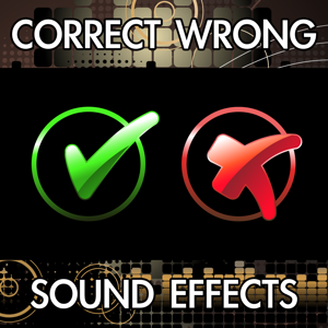 Finnolia Sound Effects - Correct Wrong Sound Effects
