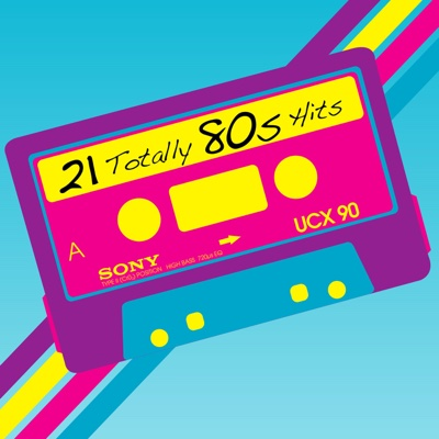 21 Totally 80s Hits - Various Artists album