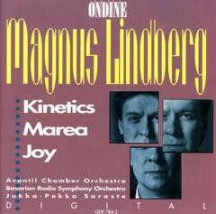 Lindberg: Kinetics - Marea - Joy