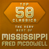 Mississippi Fred McDowell - Standing At the Burying Ground artwork
