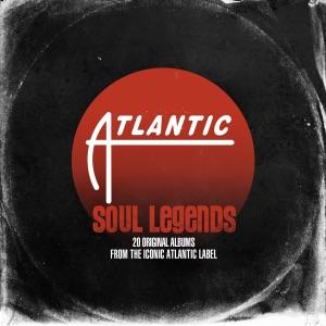 Atlantic Soul Legends: 20 Original Albums from the Iconic Atlantic Label