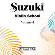 Suzuki Violin School, Vol. 4 - William Preucil - William Preucil