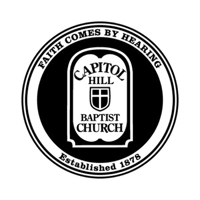 Podcast cover art for Capitol Hill Baptist Church