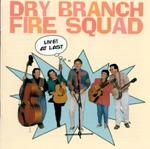 Dry Branch Fire Squad - Red Rocking Chair