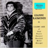 Gianni Raimondi in celebri arie (Di verdi, puccini, donizetti, ponchielli, bellini, mascagni)