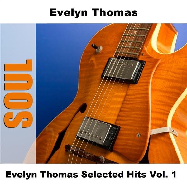 Evelyn Thomas mit High Energy
