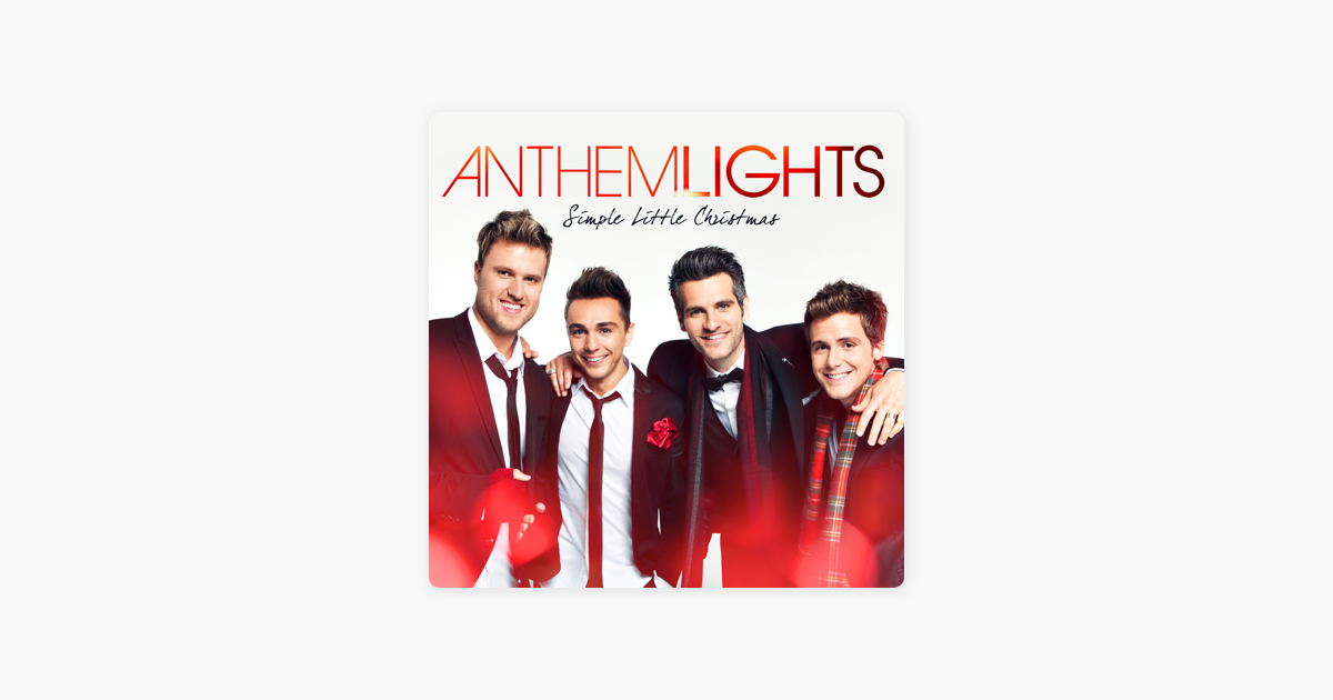 Simple Little Christmas - EP by Anthem Lights on Apple Music