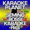 Semino Rossi Karaoke Hits (Karaoke Planet) ジャケット写真