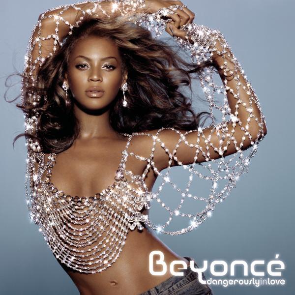 Dangerously in Love Beyoncé CD cover