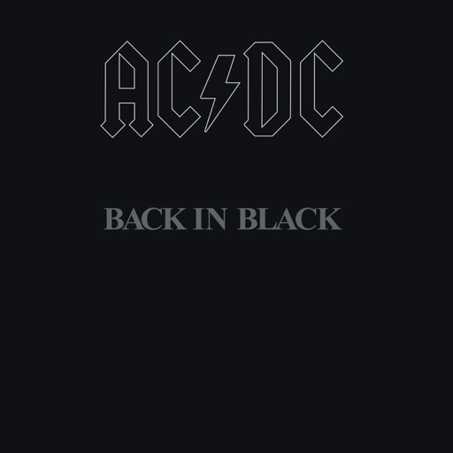 Art for Back In Black by AC/DC