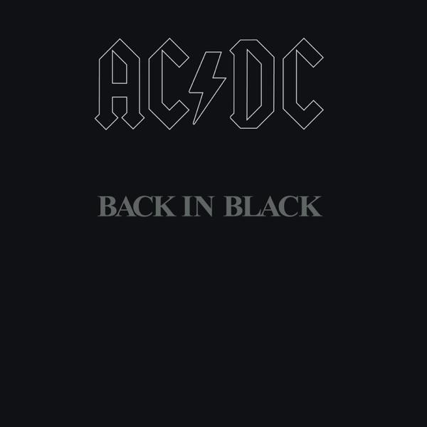 AC/DC — Back in Black (1980)